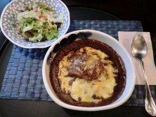 チキン焼きカレー.JPG